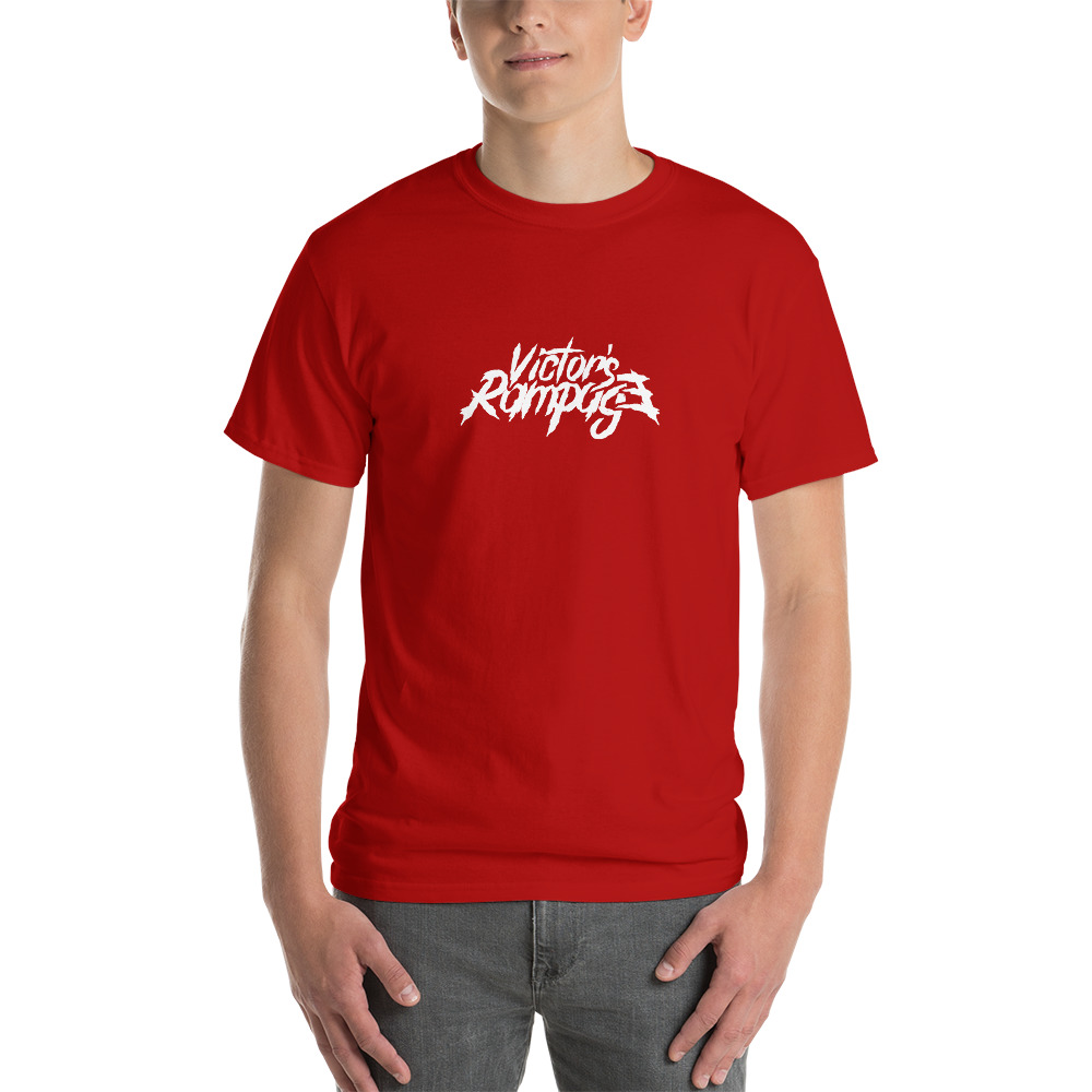 Victor's Rampage - Men's T-Shirt - Red
