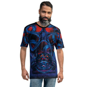 Victor's Rampage - Men's T-Shirt - Infinite Elbow - Front