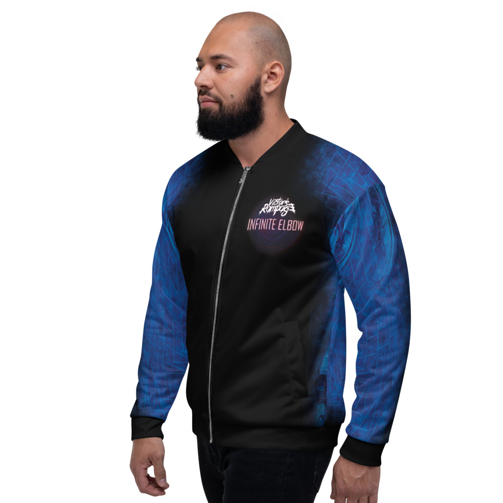Victor's Rampage - Bomber Jacket - Infinite Elbow - Side 2