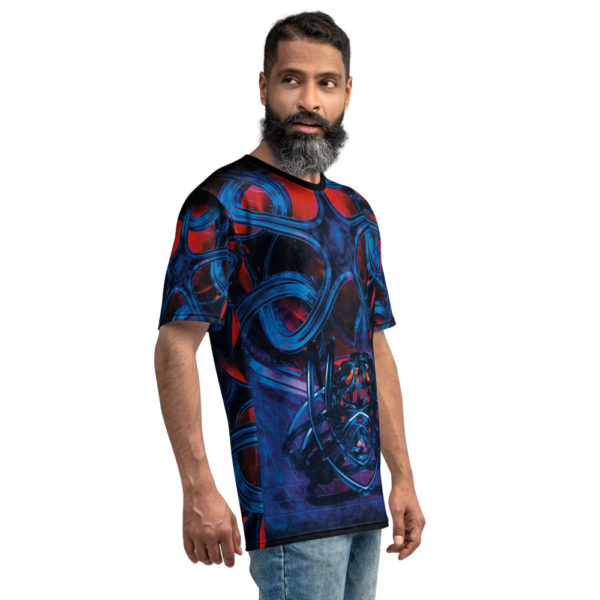 Victor's Rampage - Men's T-Shirt - Infinite Elbow - Side 2