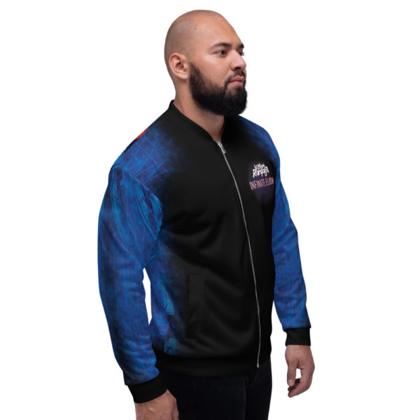 Victor's Rampage - Bomber Jacket - Infinite Elbow - Side 1