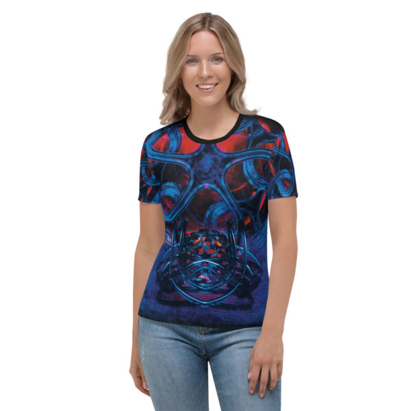 Victor's Rampage - Woman's T-Shirt - Infinite Elbow - Front